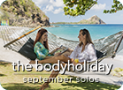 september solos, bodyholiday