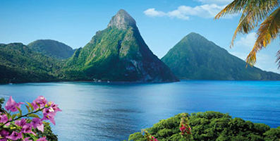 St lucia water sports resorts