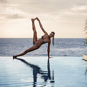 Yoga at BodyHoliday Saint Lucia