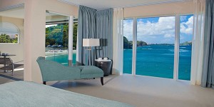 Accommodation in St Lucia, The Body Holiday