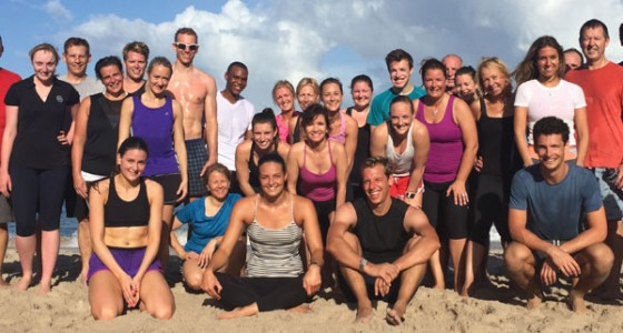 BeachFit with Keri-anne Payne
