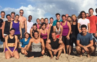 Beach Fitness Classes at Body Holiday