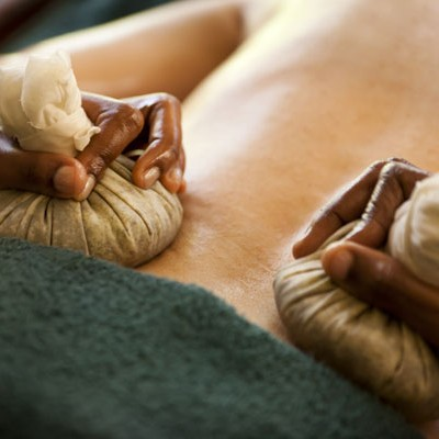 Bolus Bag Massage at The BodyHoliday