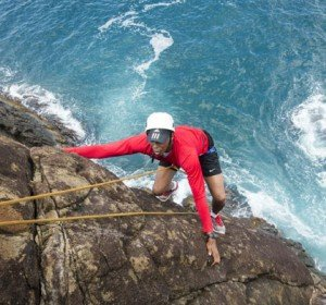 Rock Climbing At The Bodyholiday