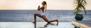 Yoga Workout in St Lucia