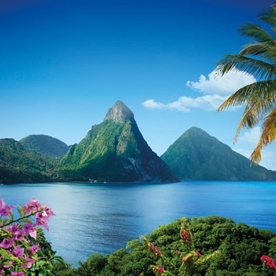 Les Pitons St. Lucia