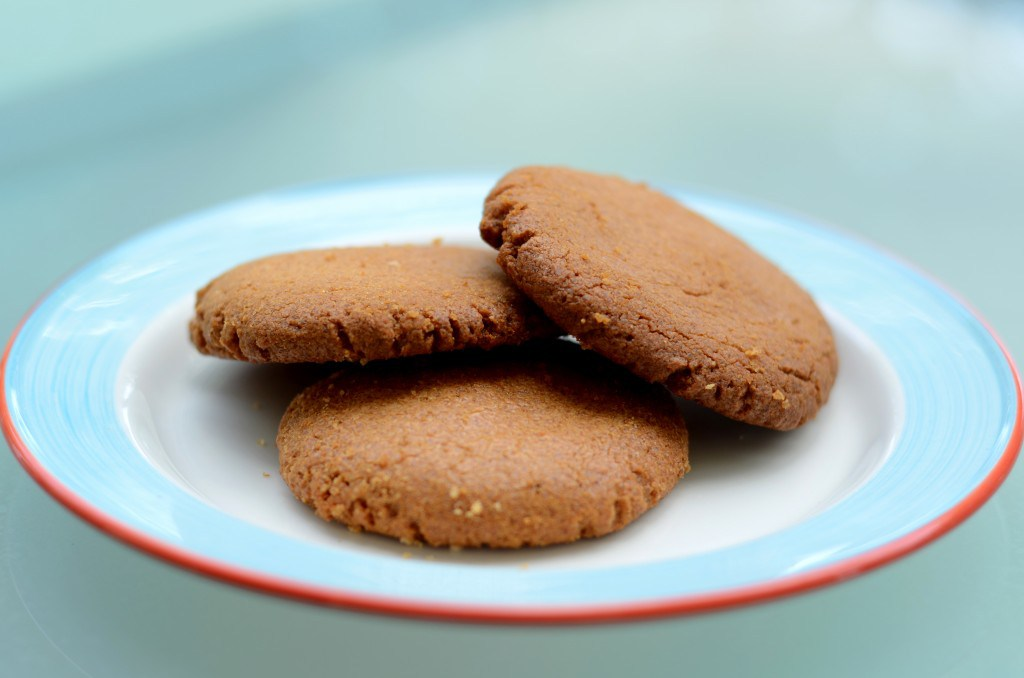 Delicious peanut cookies at BodyHoliday