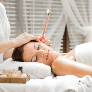 Hopi Ear Candles at The BodyHoliday