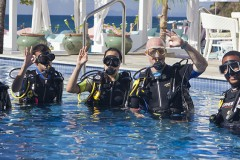 Scuba Diving Training