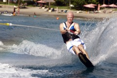 Water Skiing at Body Holiday