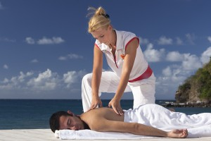 Massage at The BodyHoliday