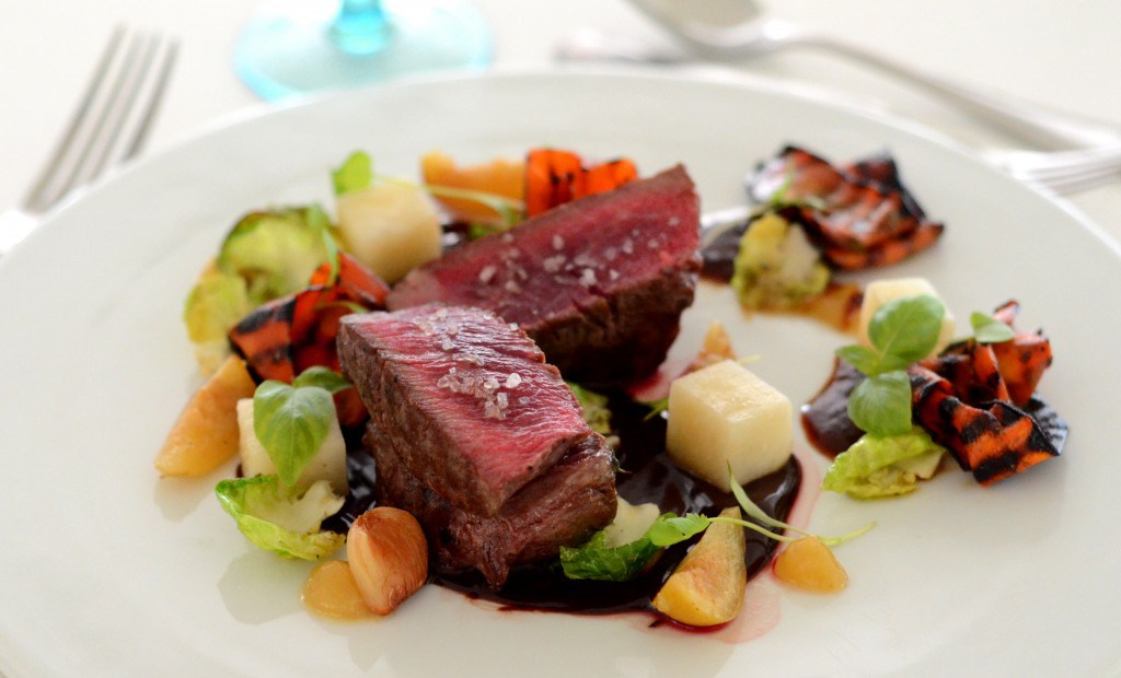 Beef and Chocolate at The BodyHoliday