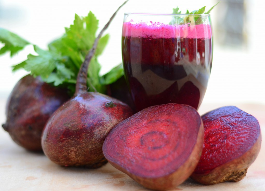 Power food -Beetroot at Body Holiday