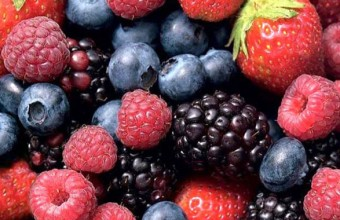 Nutritional Benefits with Berries