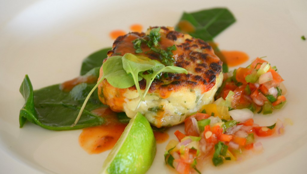 Healthy Fish Cakes St.Lucia Resort Body Holiday