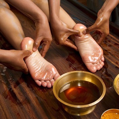 Ayurvedic Hand and Foot Massage at The BodyHoliday