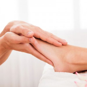 Hand and Foot Massage