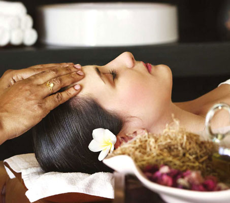 Ayurvedic Treatment Indian Head Massage at The BodyHoliday