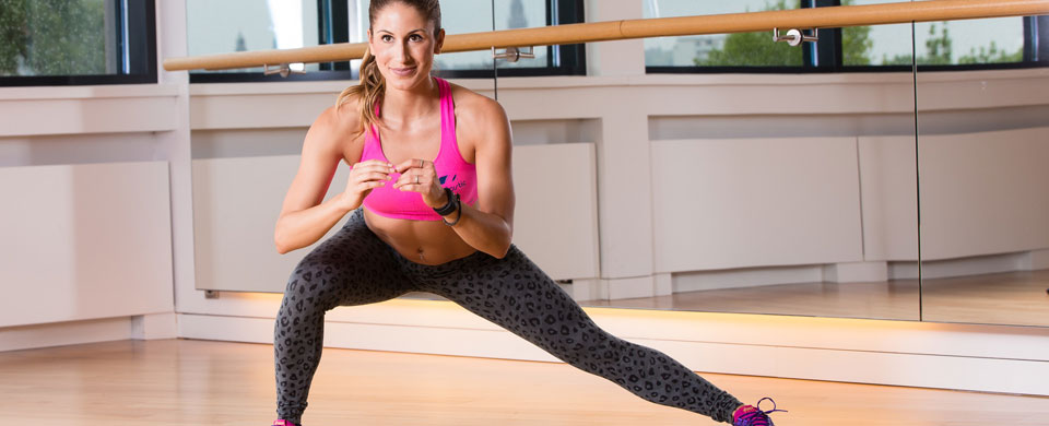 Lunges at Body Holiday