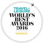 Travel Leisure Award Winner