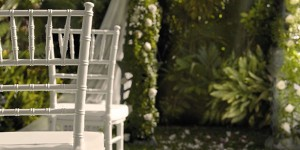 Wedding Chairs at Body Holiday