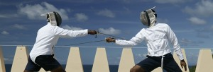 Fencing Classes at Body Holiday