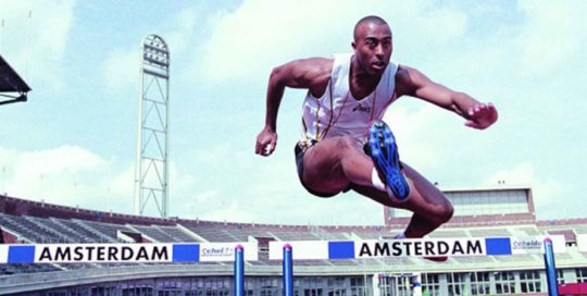 Colin Jackson: Olympic Hurdler visits St.Lucia Resorts for bodyholiday