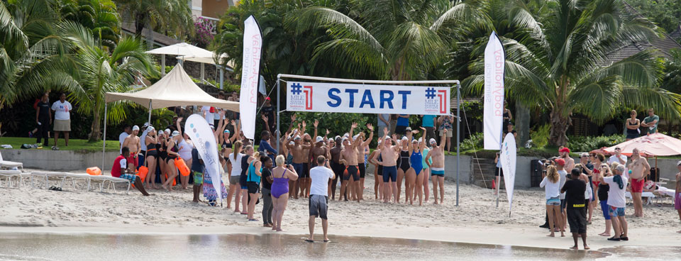 1 Mile Swim Event