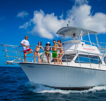 Private Cruises in St Lucia