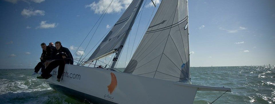 Sailing with Xtreme 26