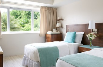 Standard Garden View Room Twin beds