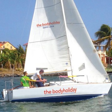 St lucia spa holiday