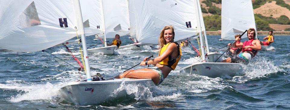 Sailing Master Class in St Lucia