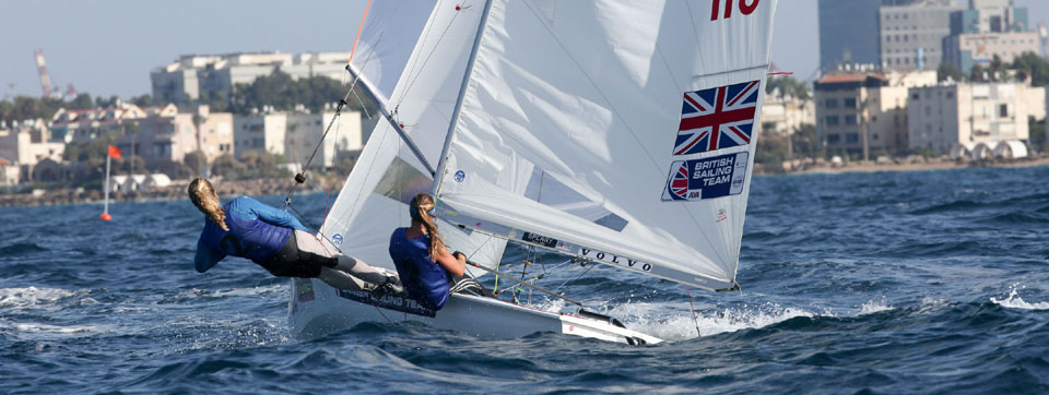Sailing Master Class with Saskia Clark