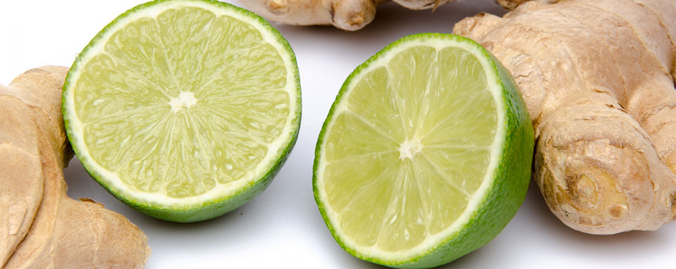 Lime and Ginger