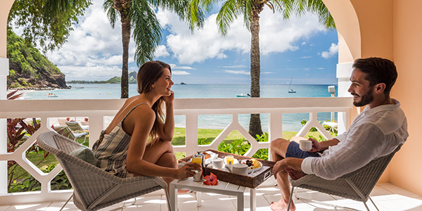 All inclusive vacations st lucia - Yoga class