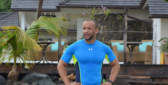 Jamie Baulch Fitness at BodyHoliday December 2019