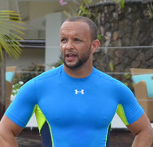 Jamie Baulch Fitness classes at BodyHoliday July and December 2019