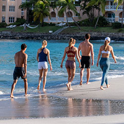St lucia all inclusive fitness resorts
