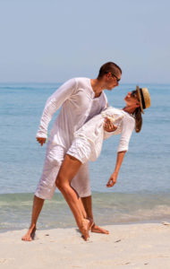 Strictly Come Dancing at Caribbean Islands