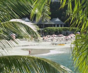 Beach at BodyHoliday St Lucia