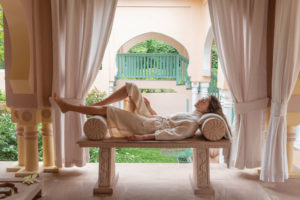 Spa treatment at St.Lucia Resorts bodyholiday