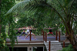 Octoba Yoga theme month at BodyHoliday