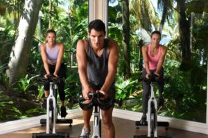 Spinning Studio at BodyHoliday