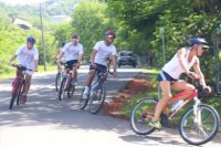 Cycling at bodyholiday