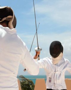 fencing at bodyholiday