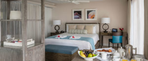 Grand Luxury room at St.Lucia Resorts
