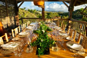 dining at bodyholiday