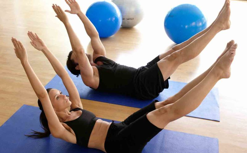 Pilates at body holiday