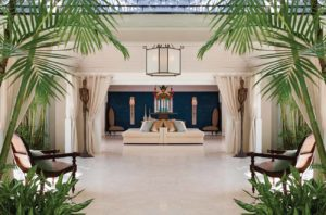 Lobby Symetrical at St.Lucia Resorts Bodyholiday